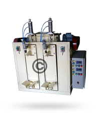 Double Spout Cement Packing Machine